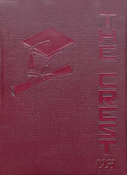 Creston High School - Crest Yearbook (Creston, IA) online yearbook collection, 1953 Edition, Page 1