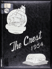 Creston High School - Crest Yearbook (Creston, IA) online yearbook collection, 1954 Edition, Page 1