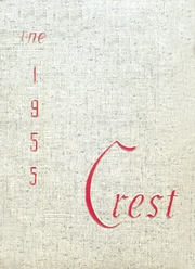 Creston High School - Crest Yearbook (Creston, IA) online yearbook collection, 1955 Edition, Page 1