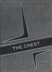 Creston High School - Crest Yearbook (Creston, IA) online yearbook collection, 1958 Edition, Page 1