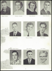 Page 11, 1958 Edition, Creston High School - Crest Yearbook (Creston, IA) online yearbook collection