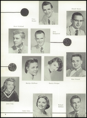 Page 12, 1958 Edition, Creston High School - Crest Yearbook (Creston, IA) online yearbook collection