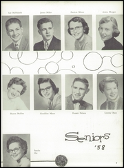 Page 13, 1958 Edition, Creston High School - Crest Yearbook (Creston, IA) online yearbook collection