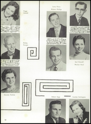 Page 14, 1958 Edition, Creston High School - Crest Yearbook (Creston, IA) online yearbook collection
