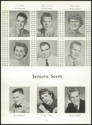 Page 8, 1958 Edition, Creston High School - Crest Yearbook (Creston, IA) online yearbook collection