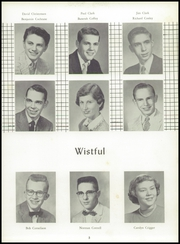 Page 9, 1958 Edition, Creston High School - Crest Yearbook (Creston, IA) online yearbook collection