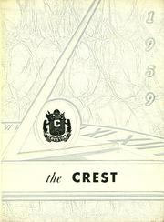 Page 1, 1959 Edition, Creston High School - Crest Yearbook (Creston, IA) online yearbook collection