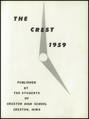Page 5, 1959 Edition, Creston High School - Crest Yearbook (Creston, IA) online yearbook collection
