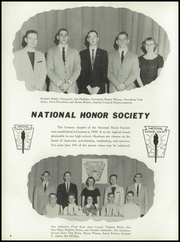 Page 8, 1959 Edition, Creston High School - Crest Yearbook (Creston, IA) online yearbook collection