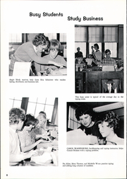 Page 12, 1967 Edition, Creston High School - Crest Yearbook (Creston, IA) online yearbook collection