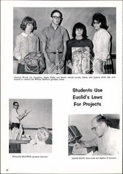 Page 14, 1967 Edition, Creston High School - Crest Yearbook (Creston, IA) online yearbook collection