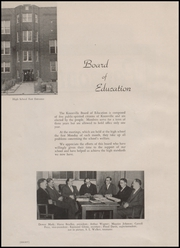 Page 12, 1946 Edition, Knoxville High School - K Yearbook (Knoxville, IA) online yearbook collection