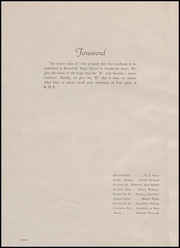 Page 8, 1946 Edition, Knoxville High School - K Yearbook (Knoxville, IA) online yearbook collection