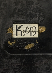 1949 Edition, Knoxville High School - K Yearbook (Knoxville, IA)