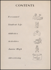 Page 10, 1949 Edition, Knoxville High School - K Yearbook (Knoxville, IA) online yearbook collection