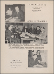 Page 12, 1949 Edition, Knoxville High School - K Yearbook (Knoxville, IA) online yearbook collection