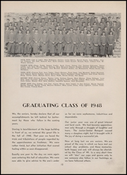 Page 16, 1949 Edition, Knoxville High School - K Yearbook (Knoxville, IA) online yearbook collection