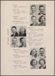 Page 17, 1949 Edition, Knoxville High School - K Yearbook (Knoxville, IA) online yearbook collection