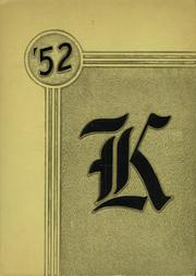 1952 Edition, Knoxville High School - K Yearbook (Knoxville, IA)