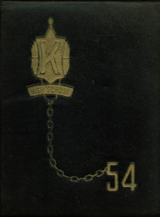 1954 Edition, Knoxville High School - K Yearbook (Knoxville, IA)