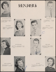 Page 16, 1957 Edition, Knoxville High School - K Yearbook (Knoxville, IA) online yearbook collection
