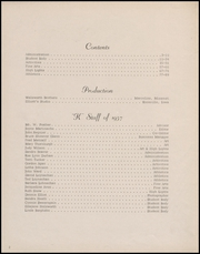 Page 6, 1957 Edition, Knoxville High School - K Yearbook (Knoxville, IA) online yearbook collection