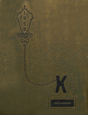 1958 Edition, Knoxville High School - K Yearbook (Knoxville, IA)