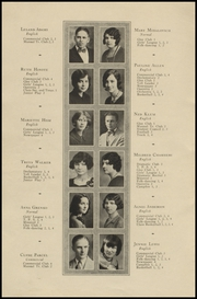 Page 10, 1929 Edition, Centerville High School - Black Diamond Yearbook (Centerville, IA) online yearbook collection