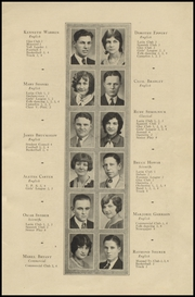 Page 5, 1929 Edition, Centerville High School - Black Diamond Yearbook (Centerville, IA) online yearbook collection