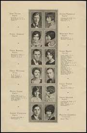 Page 8, 1929 Edition, Centerville High School - Black Diamond Yearbook (Centerville, IA) online yearbook collection