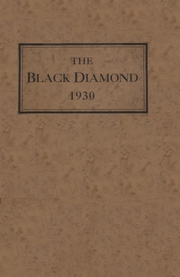 Page 1, 1930 Edition, Centerville High School - Black Diamond Yearbook (Centerville, IA) online yearbook collection