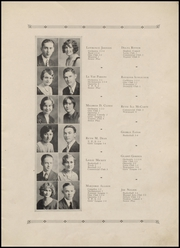 Page 11, 1930 Edition, Centerville High School - Black Diamond Yearbook (Centerville, IA) online yearbook collection