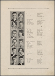 Page 13, 1930 Edition, Centerville High School - Black Diamond Yearbook (Centerville, IA) online yearbook collection