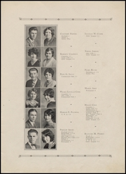Page 15, 1930 Edition, Centerville High School - Black Diamond Yearbook (Centerville, IA) online yearbook collection