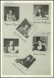 Page 15, 1946 Edition, Centerville High School - Black Diamond Yearbook (Centerville, IA) online yearbook collection