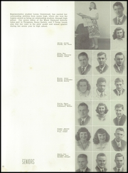 Page 17, 1948 Edition, Centerville High School - Black Diamond Yearbook (Centerville, IA) online yearbook collection