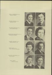Page 13, 1943 Edition, Washington High School - Hi Life Yearbook (Washington, IA) online yearbook collection