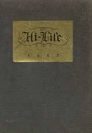 Page 1, 1945 Edition, Washington High School - Hi Life Yearbook (Washington, IA) online yearbook collection
