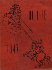 1947 Edition, Washington High School - Hi Life Yearbook (Washington, IA)