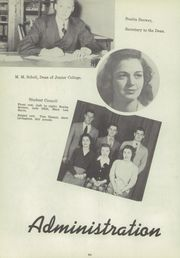 Page 13, 1947 Edition, Washington High School - Hi Life Yearbook (Washington, IA) online yearbook collection