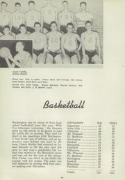 Page 17, 1947 Edition, Washington High School - Hi Life Yearbook (Washington, IA) online yearbook collection