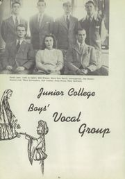 Page 9, 1947 Edition, Washington High School - Hi Life Yearbook (Washington, IA) online yearbook collection