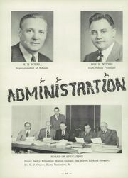 Page 14, 1949 Edition, Washington High School - Hi Life Yearbook (Washington, IA) online yearbook collection