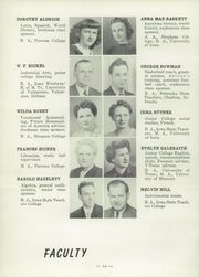 Page 16, 1949 Edition, Washington High School - Hi Life Yearbook (Washington, IA) online yearbook collection