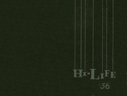 1956 Edition, Washington High School - Hi Life Yearbook (Washington, IA)