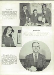 Page 11, 1952 Edition, Oelwein High School - Ghost Yearbook (Oelwein, IA) online yearbook collection