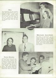 Page 13, 1952 Edition, Oelwein High School - Ghost Yearbook (Oelwein, IA) online yearbook collection