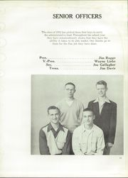 Page 15, 1952 Edition, Oelwein High School - Ghost Yearbook (Oelwein, IA) online yearbook collection