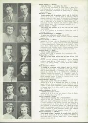 Page 16, 1952 Edition, Oelwein High School - Ghost Yearbook (Oelwein, IA) online yearbook collection