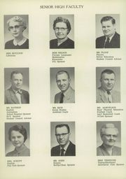 Page 10, 1956 Edition, Oelwein High School - Ghost Yearbook (Oelwein, IA) online yearbook collection